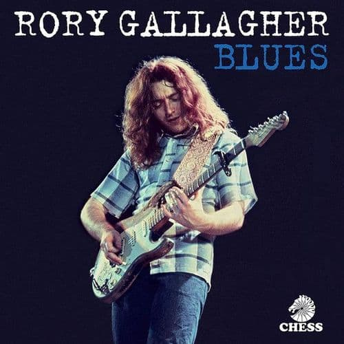 Rory Gallagher<br>Blues<br>CD